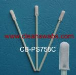 CB-PS758C Single-Layer Micro Polyester Tip Swab