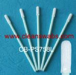 CB-PS758L Single-Layer Polyester Tip Swab